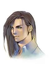 Final Fantasy 8 Laguna